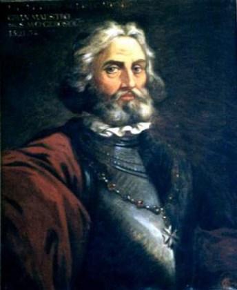 ritratto del gran maestro l'Isle Adam