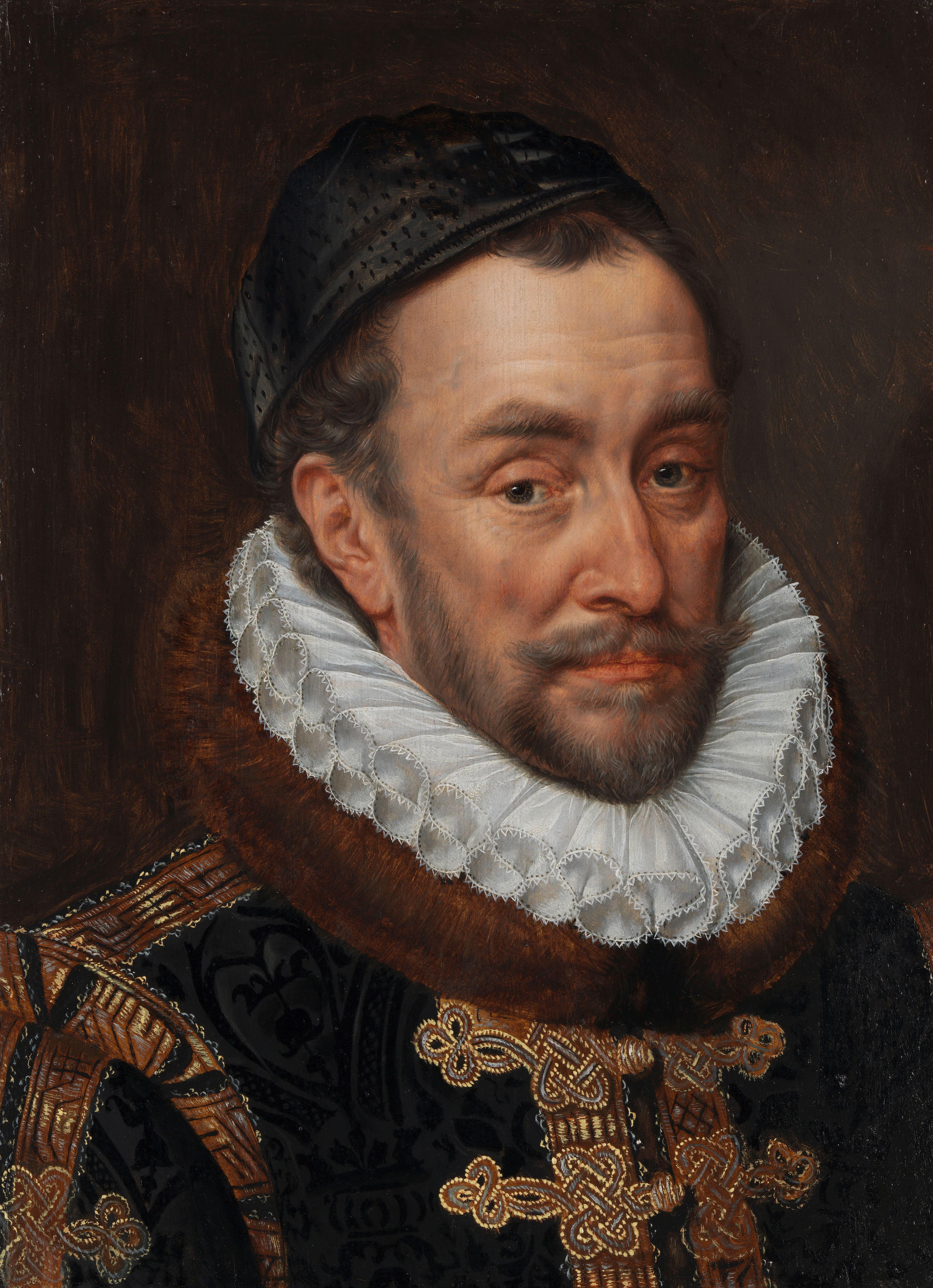 Вильгельм I Оранский считается основателем независимых Нидерландов.