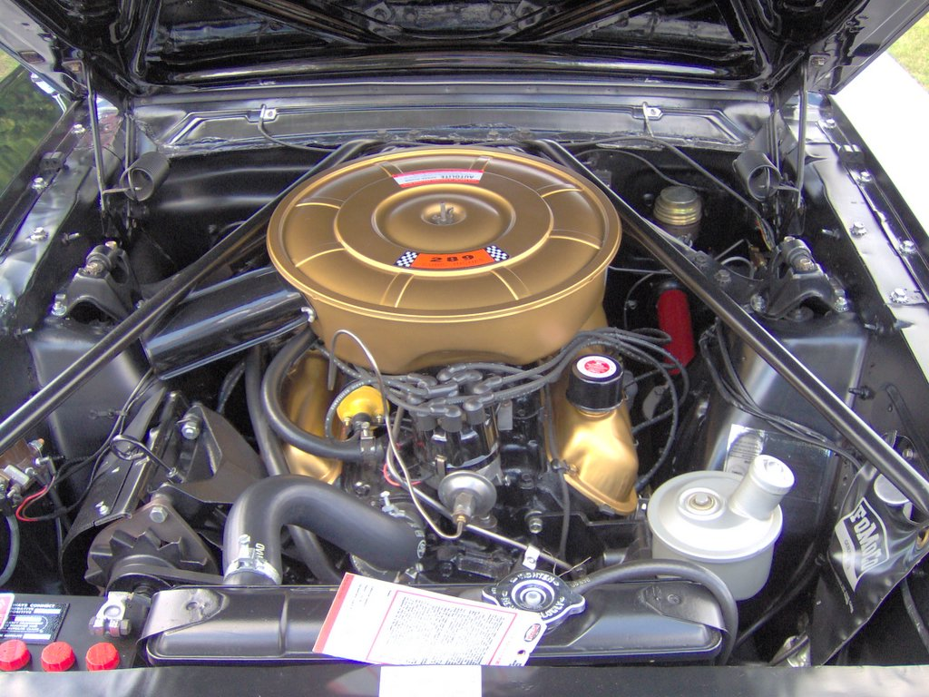 Engine Specs 289 Ford Diagram