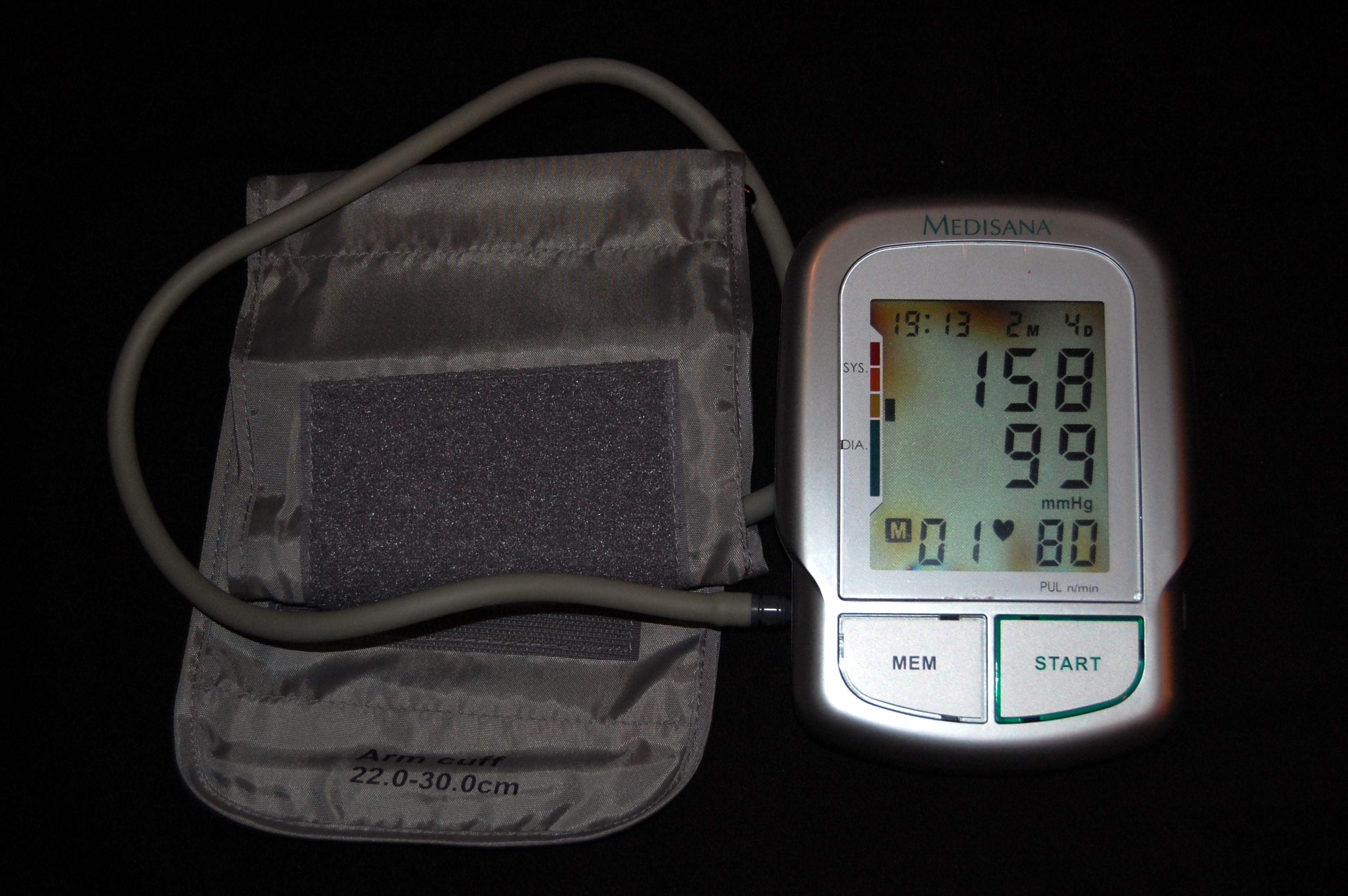 ارتفاع ضغط الدم ويكيبيديا