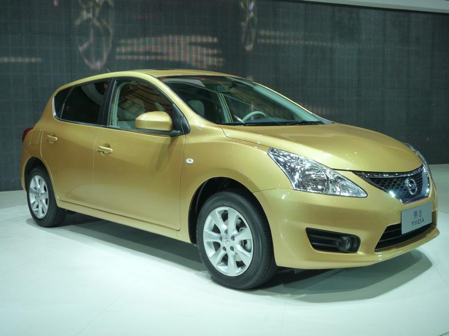Nissan Tiida Wikipedia A Enciclopedia Livre