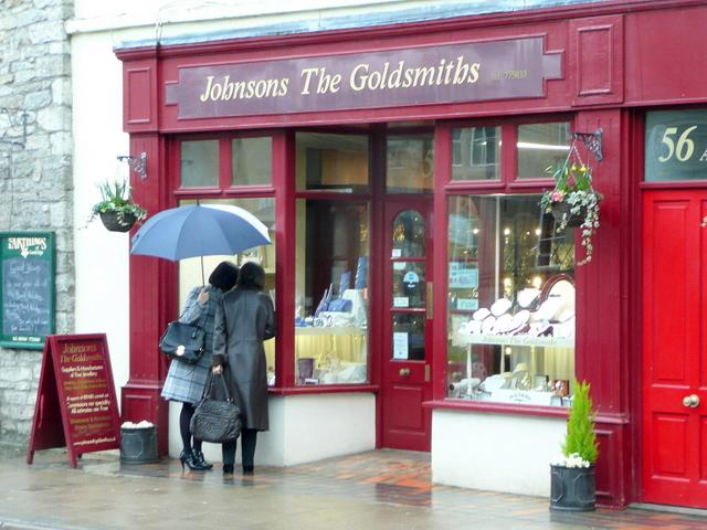 File:Window shopping in Cowbridge - geograph.org.uk - 1770681.jpg