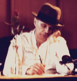 Joseph Beuys photographed by Rainer Rappmann