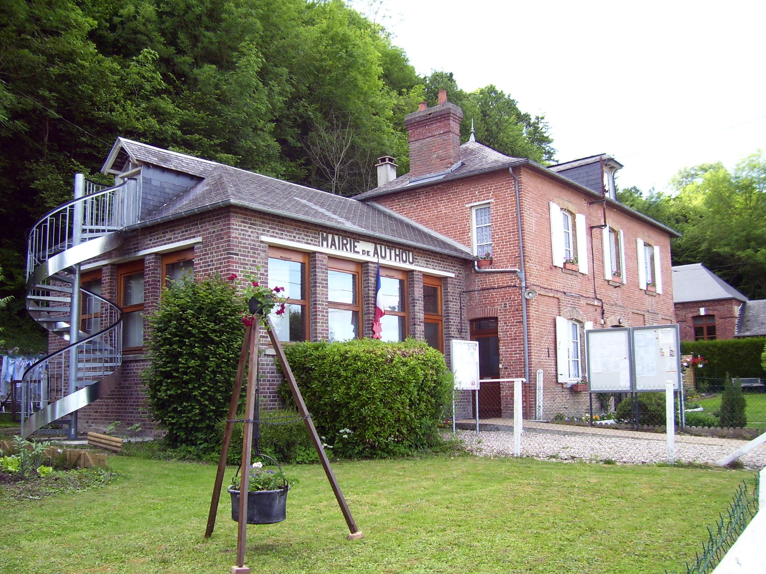 mairie de authou