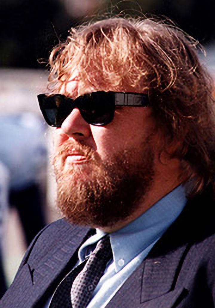 John Candy - Actor- Photographed by Mike F. Ca...