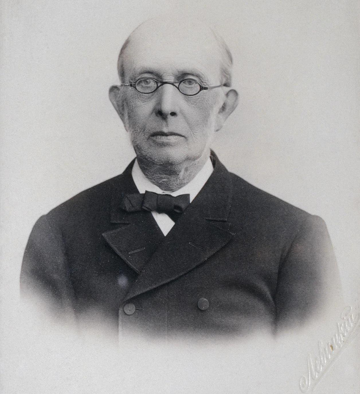 Konstantin Pobedonostsev (1827-1907)