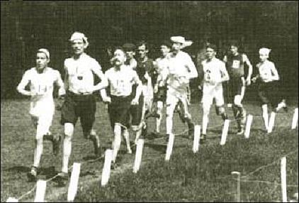 Atletica Leggera Ai Giochi Della II Olimpiade Maratona