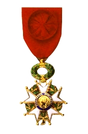 English: Légion d'honneur, Officer Cross, of t...