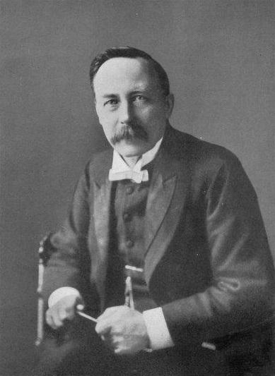 English: Peter Taylor Forsyth (1848-1921)