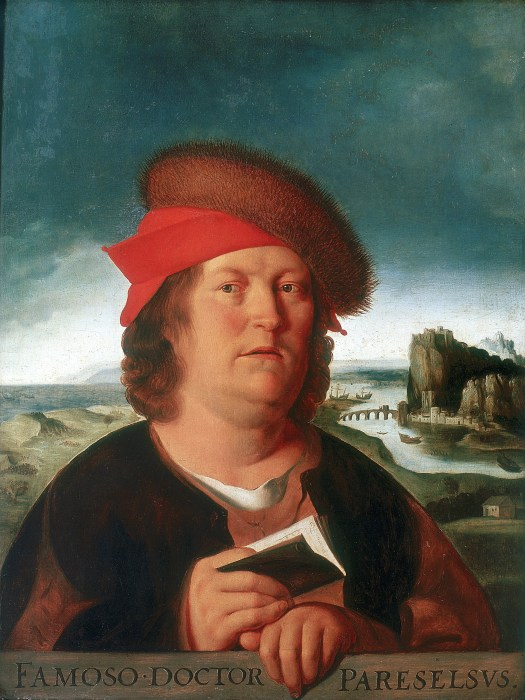 Paracelsus (born Philippus Aureolus Theophrastus Bombastus von Hohenheim, 11 November or 17 December 1493 – 24 September 1541)