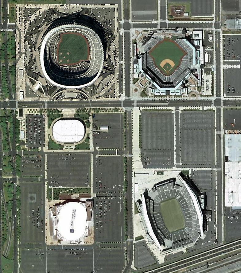 Wells Fargo Center Philadelphia Parking