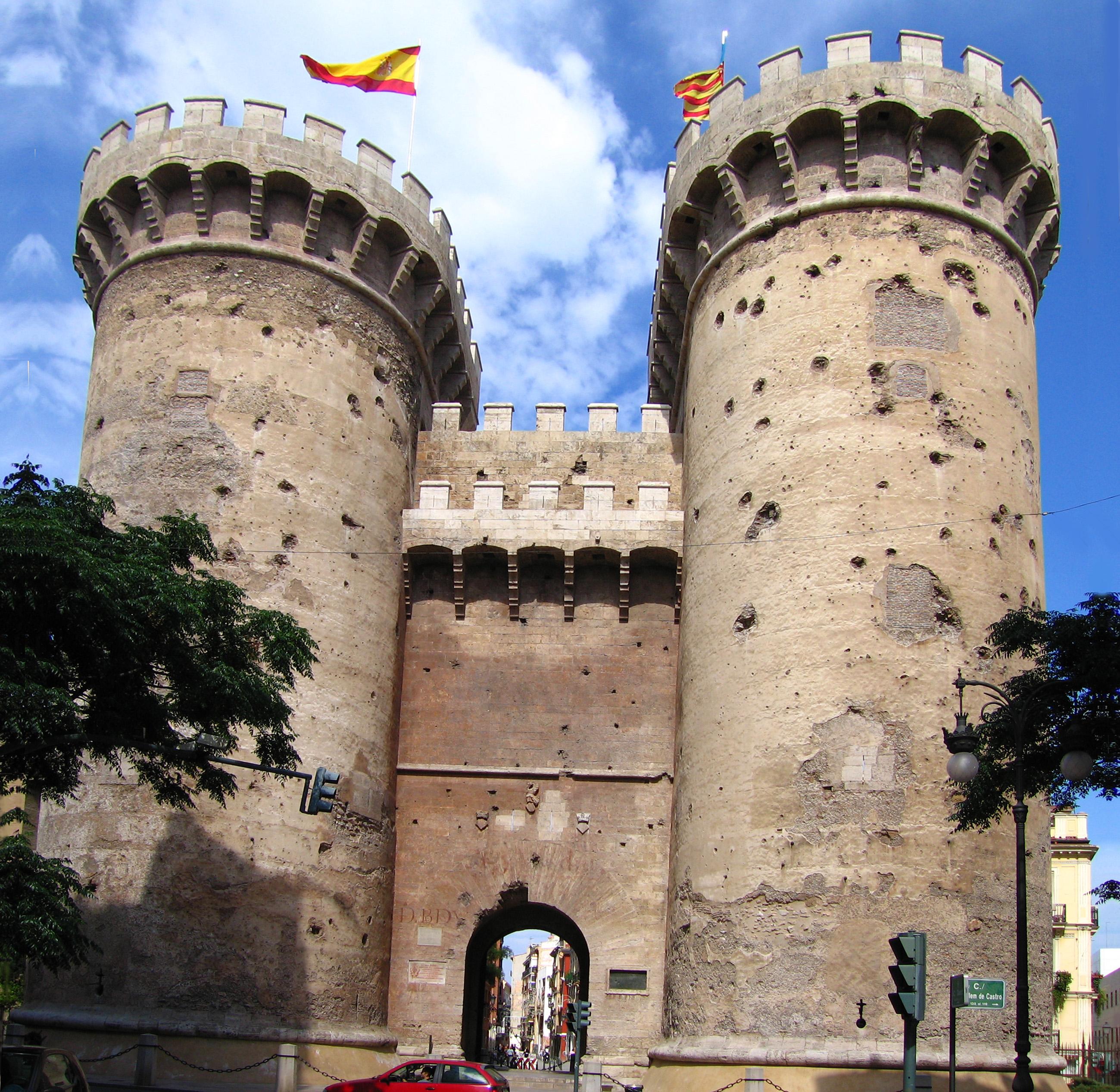 Image result for the torres de quart valencia