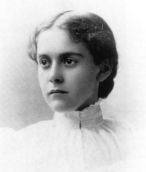 Alice Hamilton, 1893