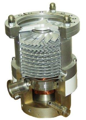Turbomolecular pump  Wikipedia