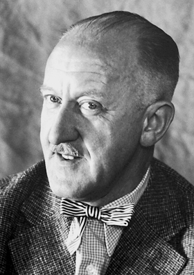 Halldor Laxness, about to knock a bitch out