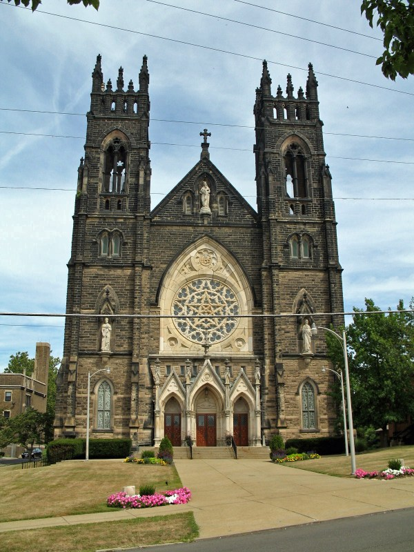 St. Mary's Catholic Church (Massillon, Ohio) - Wikipedia