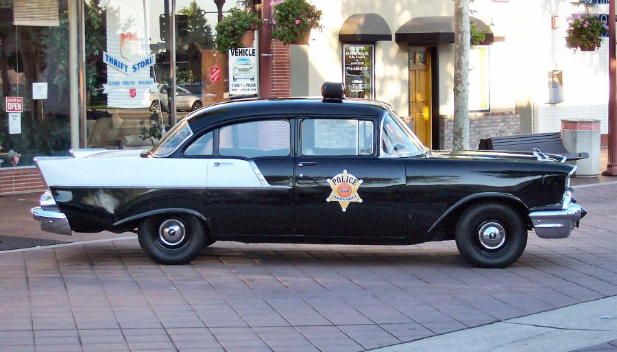1956 chevrolet cars » File 1955 Chevrolet police car jpg   Wikimedia Commons File 1955 Chevrolet police car jpg