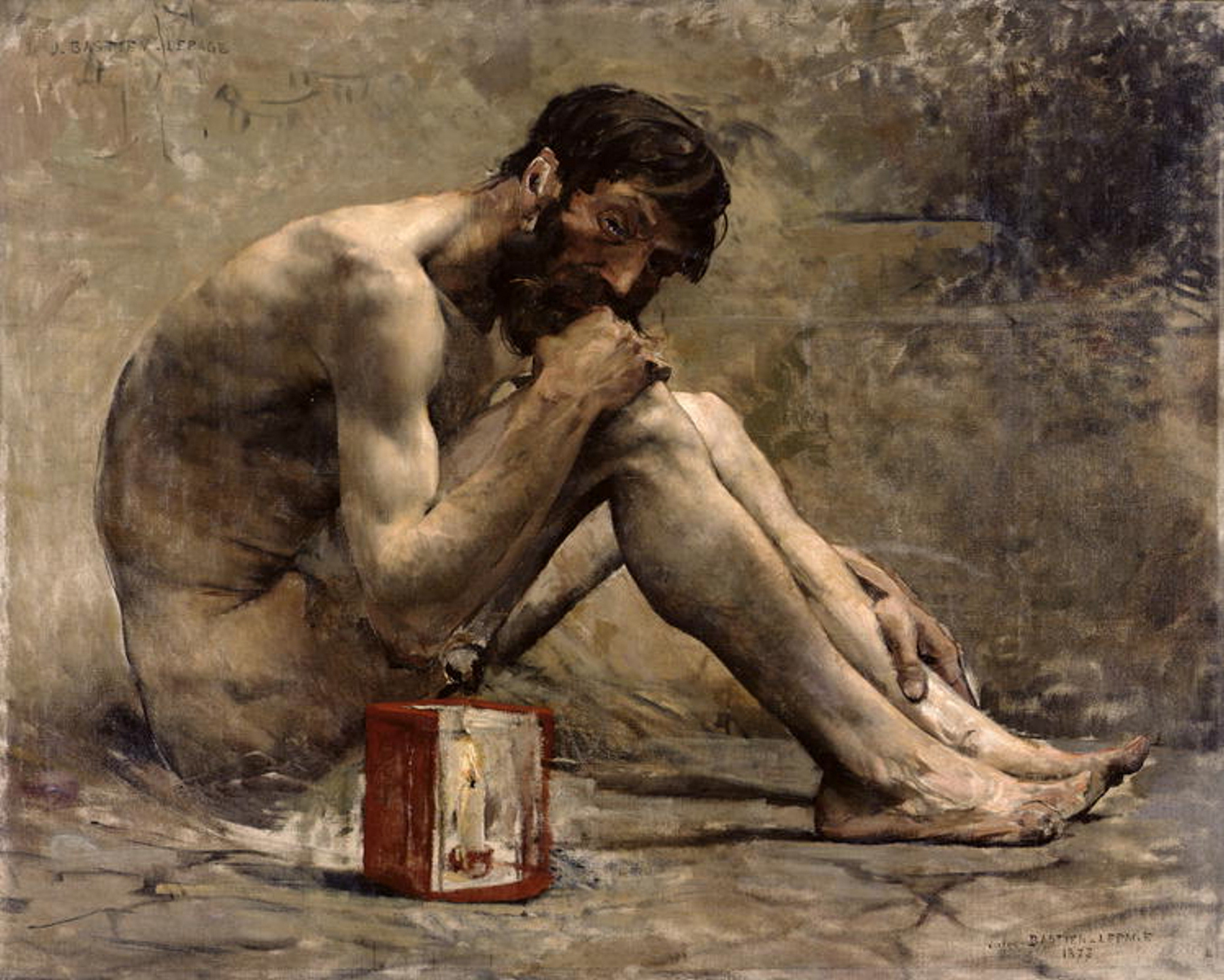 Diogenes of Sinope 1870s
