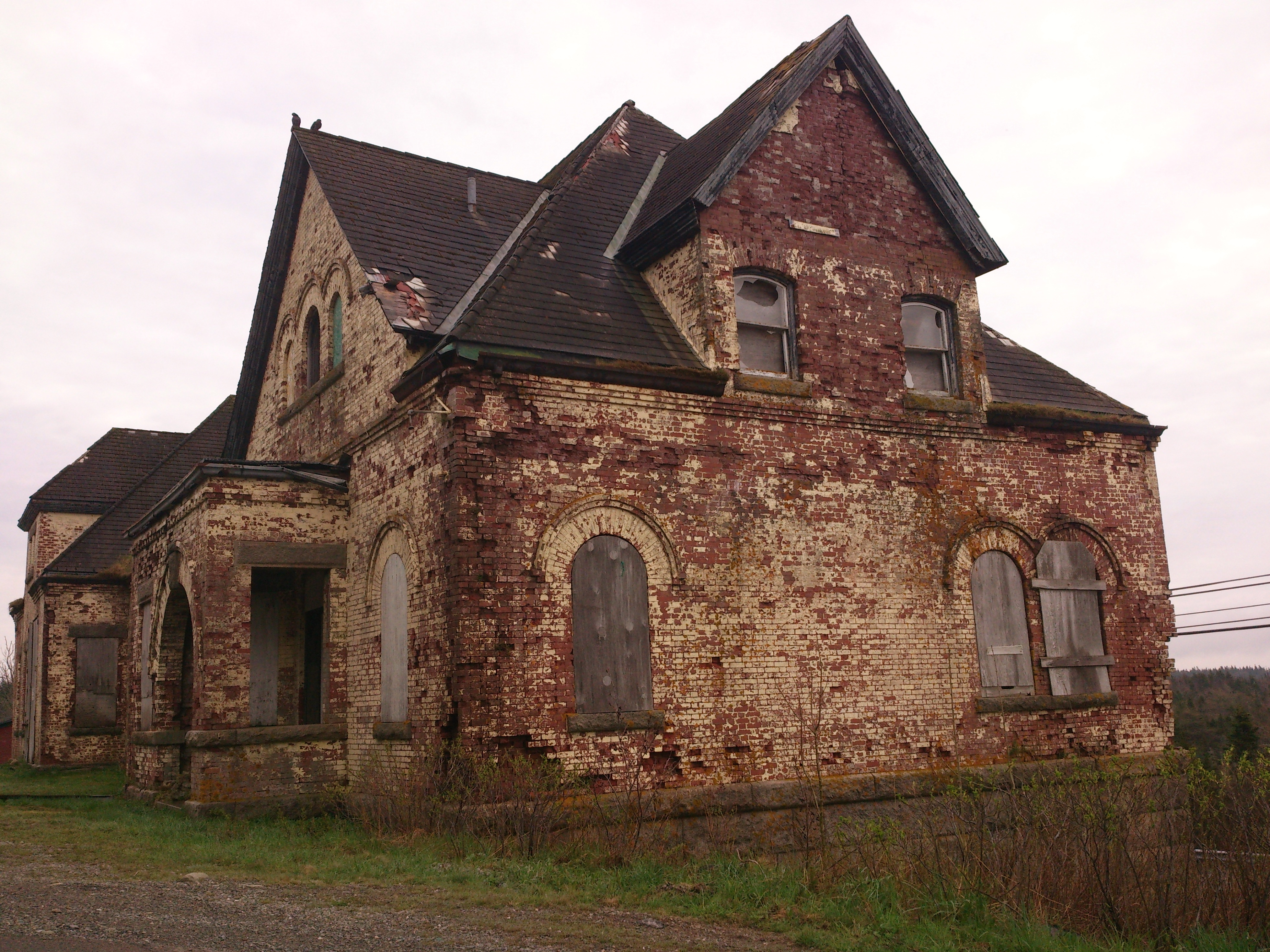 FileCanso Nova Scotia Old Cable Building Where First