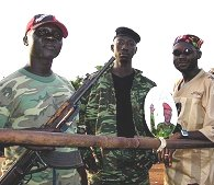 """Ivory Coast northern rebels"""
