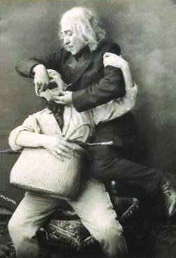 Métiers-Dentiste, humour-années 20