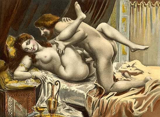 Fantasy Sex Drawings 53