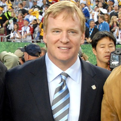roger goodell on nfl tax exempt status