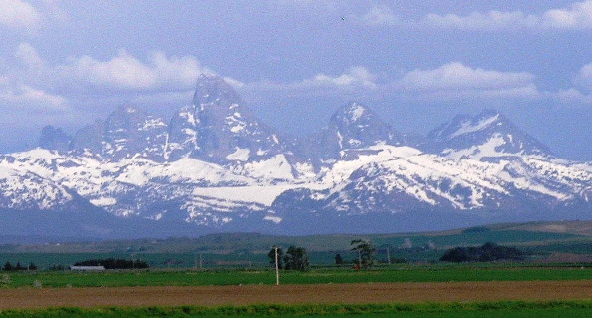 Photo in or around Grand Teton National Park