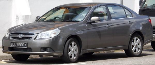 File:2008 Chevrolet Epica (V250) LS sedan (2016-01-07).jpg ...
