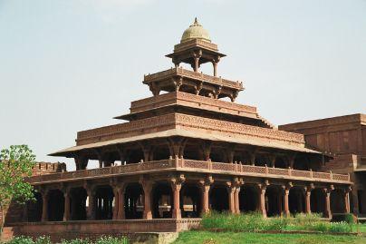 Image result for panch mahal fatehpur sikri uttar pradesh