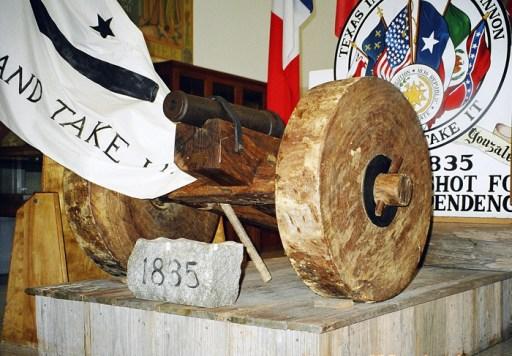 Gonzales cannon 2005