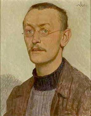 """Hermann Hesse (1905), kritisierte als erster Steiners """"Parolen gegen die Gedankenwelt des Alten Asien"""""""