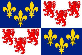 Picardy flag