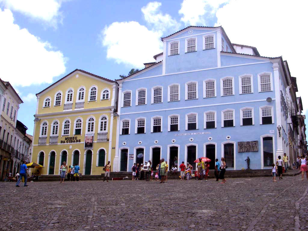 Carnevale Centro Salvador De Bahia