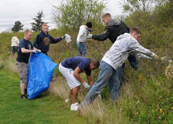 Image result for neighbourhood cleanup