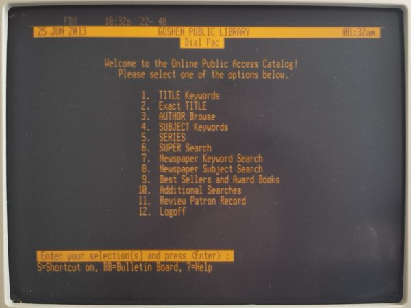 Online public access catalog - Wikiwand
