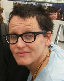 Actress Lori Petty