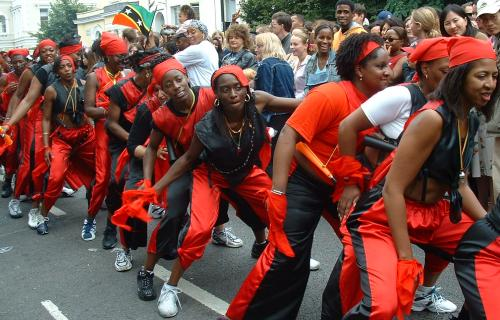 Notting Hill Carnival 2002 (London, UK) Photo ...