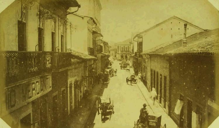 rua do comercio 1887