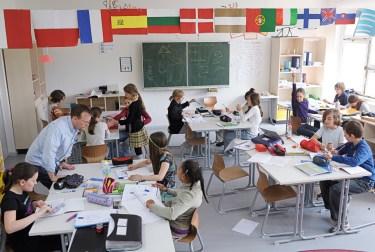 למידה מבוססת פרוייקטים בבתי ספר בעולם