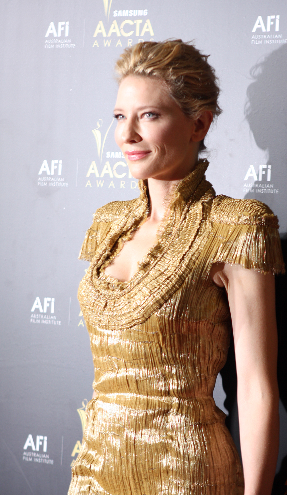 Cate Blanchett On Screen And Stage Wikipedia