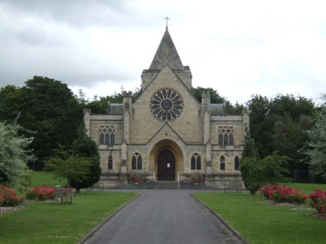 Garrison Church of St. George, Bulford Camp