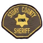 English: IA - Patch of Story County Sheriff's ...