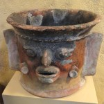 File Incense Burner With Face And Side Flanges Classic Mayan Highland Guatemala San Diego Museum Of Man Dsc06837 Jpg Wikipedia