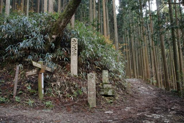 Pilgrimage route of Kumano
