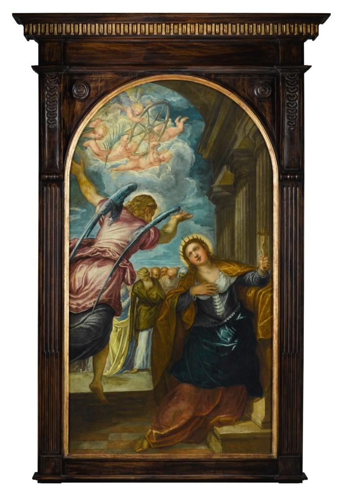 Resultado de imagem para tintoretto St Catherine david bowie