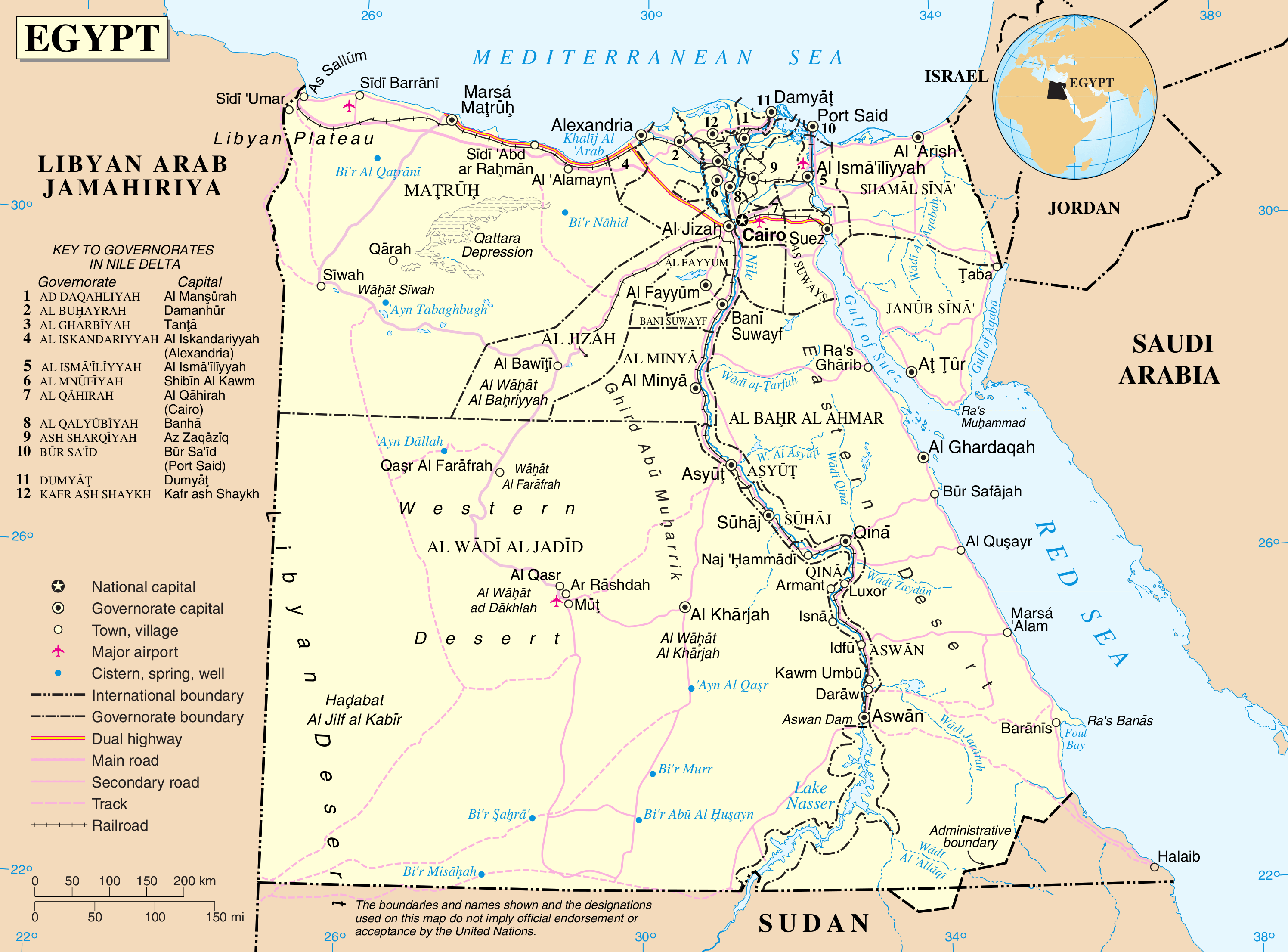 Image Search Egypt Outline Map 2c Blank Map Of Egypt
