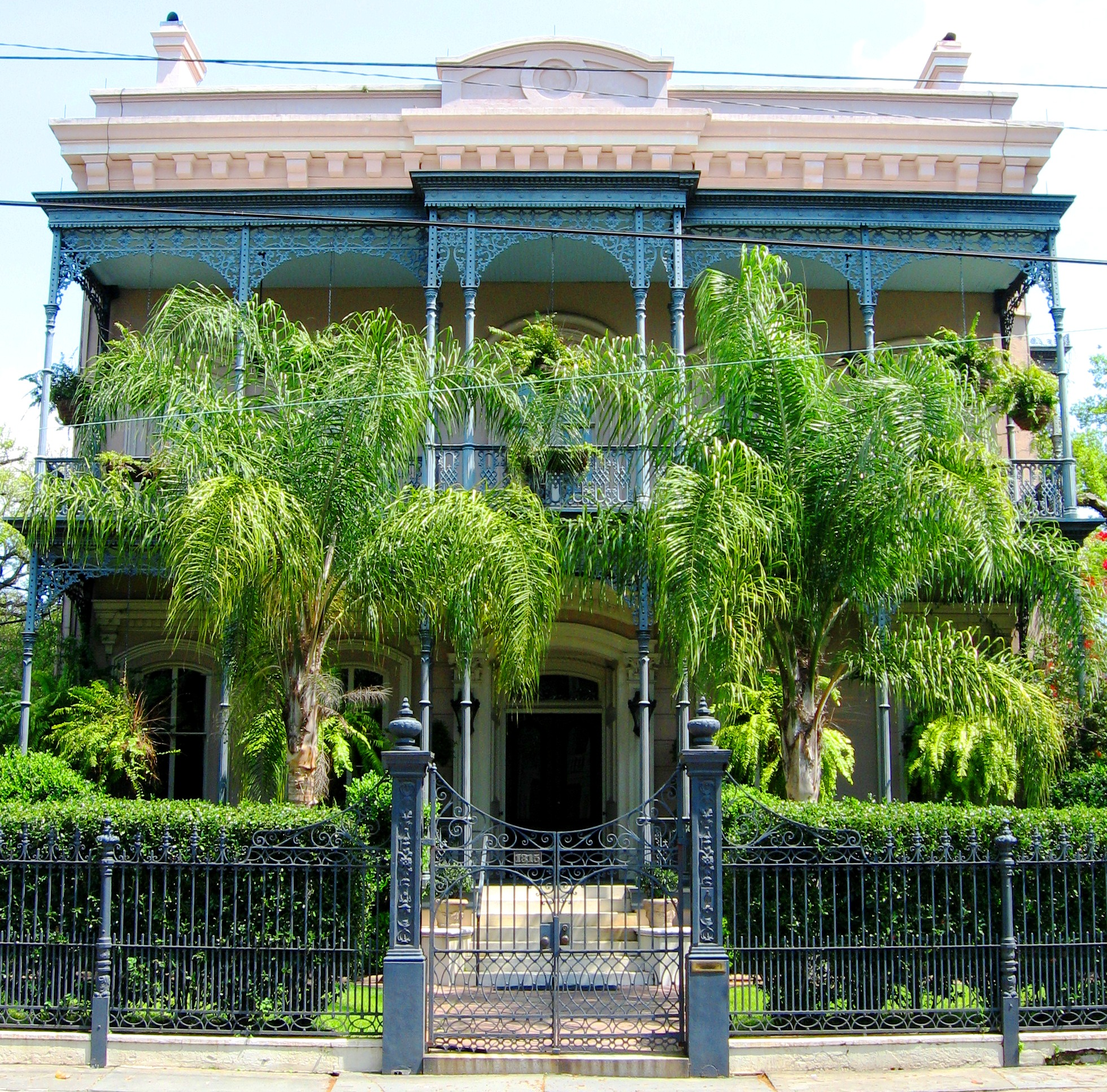 Garden District Home