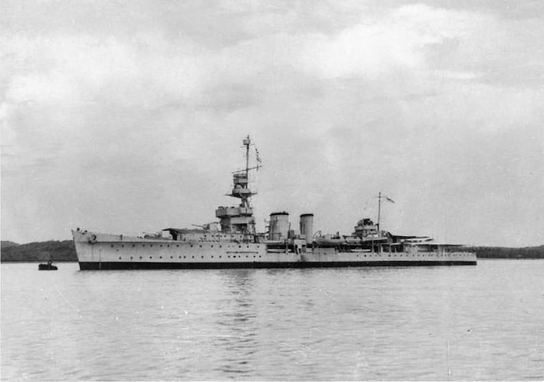 HMS Capetown