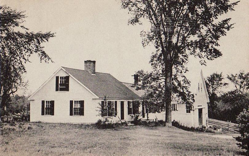 Cape Cod House Wikipedia
